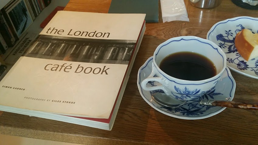 coffee with london book