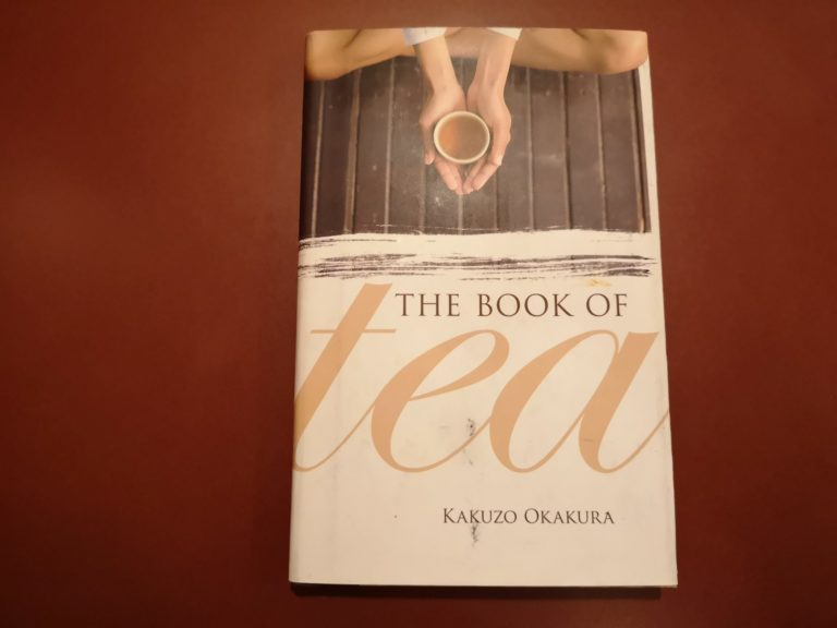 The Book of tea装丁