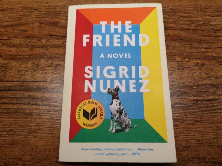 The Friend by Sigrid Nunez