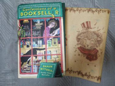 【本紹介・感想】スコットランドの地方古書店主が綴る日記『Confession of a BOOKSELLER 』