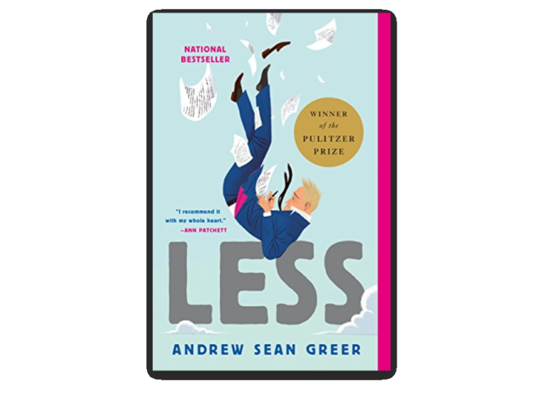 """""""LESS"""" by Andrew Sean Greer"""